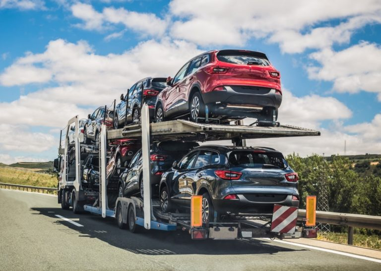 Car Shipping: How It Works