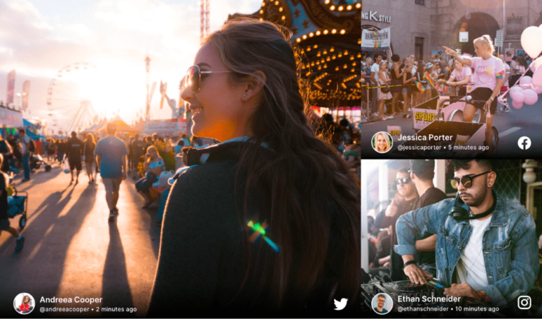 How To Boost Event Engagement With Social Media Wall