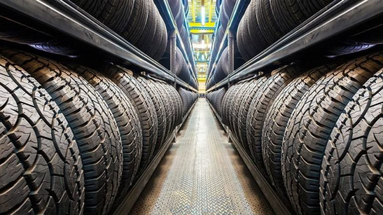 How Are Rubber Tires Made?