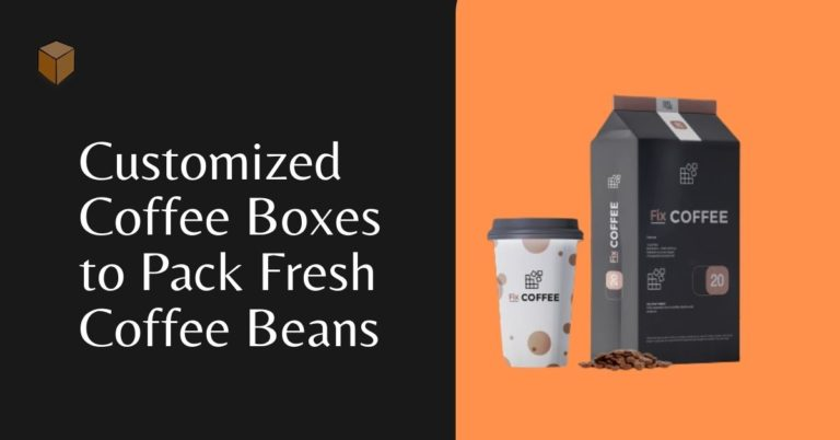 How coffee boxes boost your sale in market