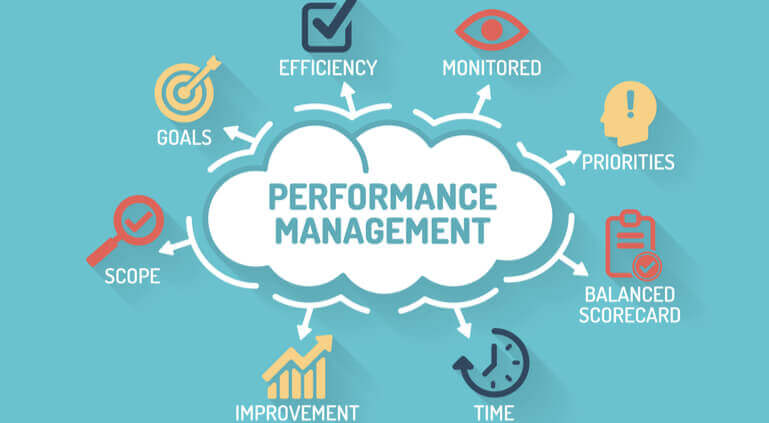 AI's Role  in Performance Management and Review