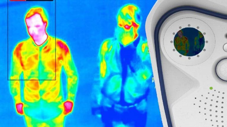 How much is thermal imaging camera hire?